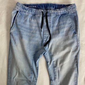 Pacsun jogger jeans